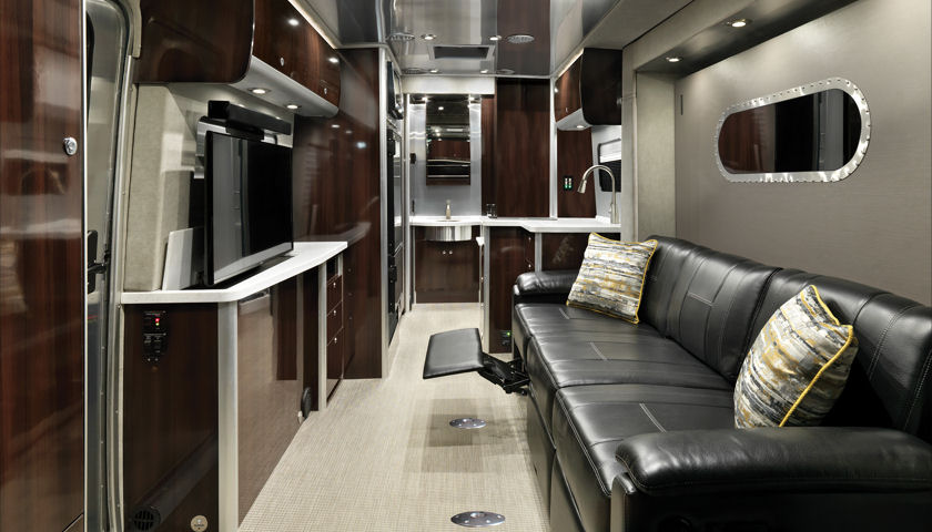 Airstream Atlas Interior