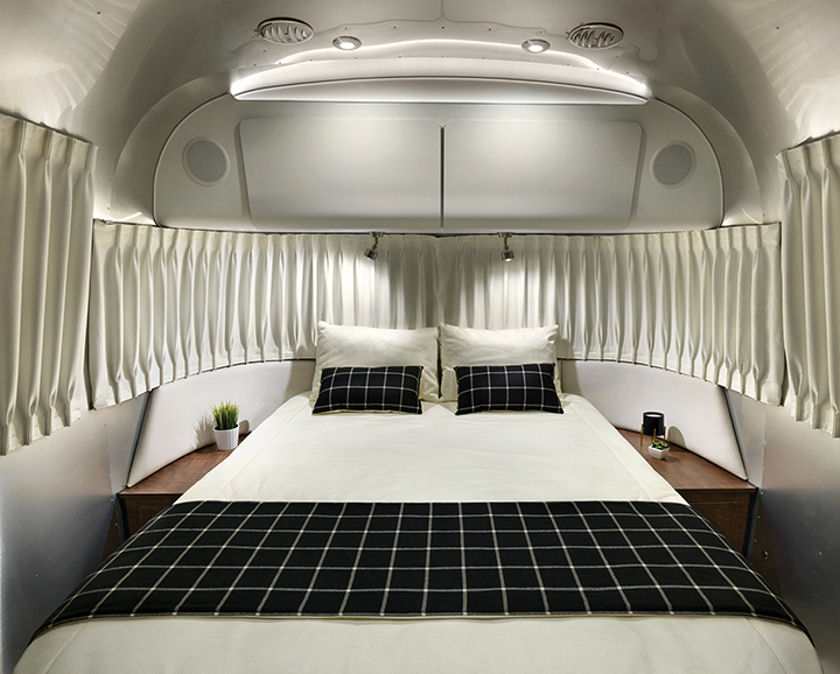Globetrotter Interior Bedroom