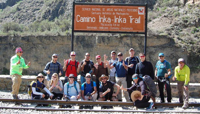 Camino Inka Trail