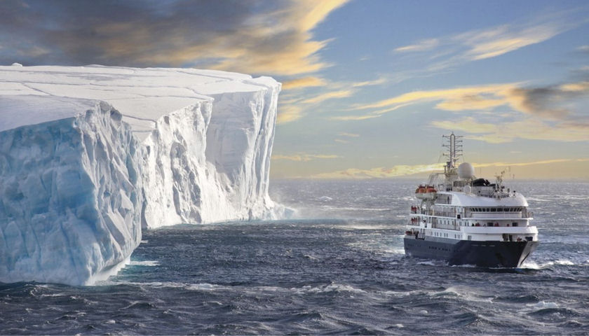 Poseidon Expeditions Antarctica