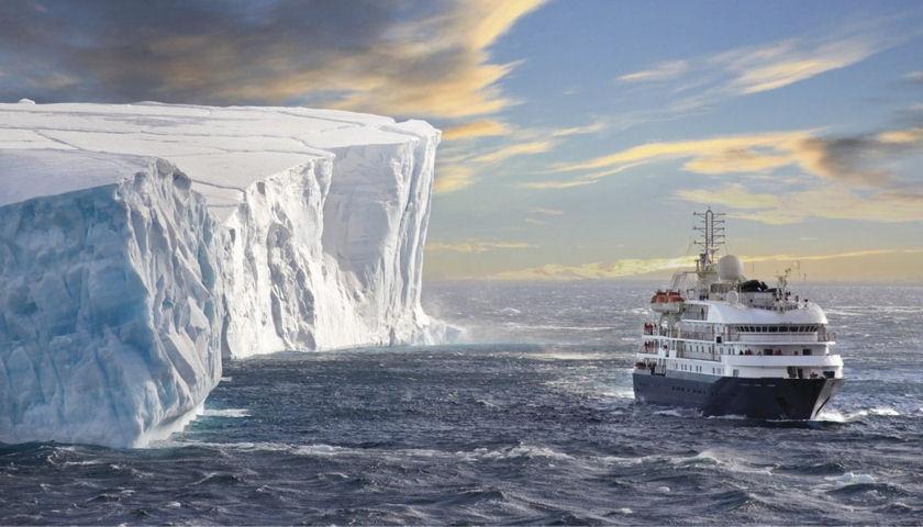 Poseidon Expeditions Antarctica
