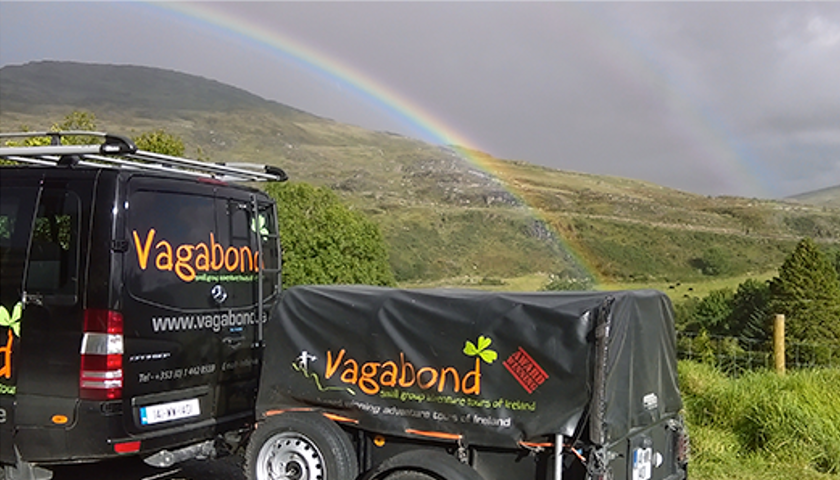 vagabond tours st patricks day