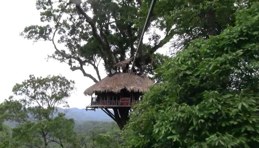 Bokeo Nature Preserve Laos