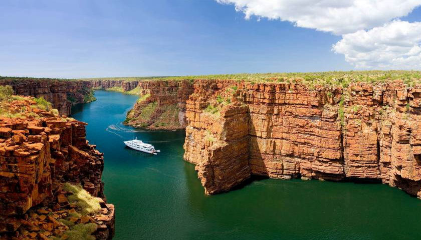 Kimberley Expedition Cruising