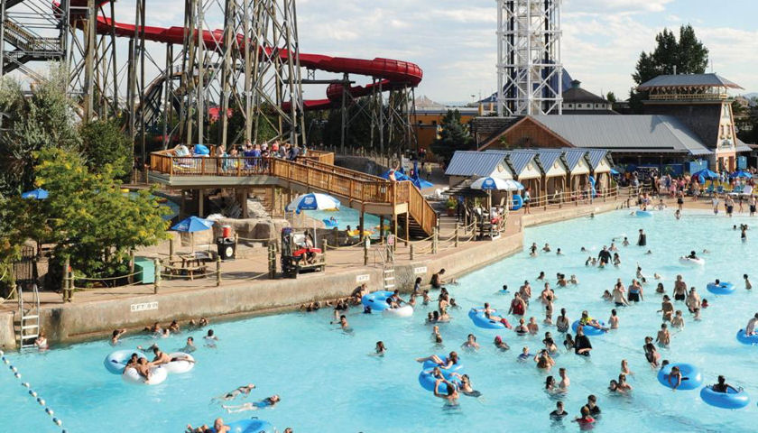 Elitch Gardens Water Park Colorado
