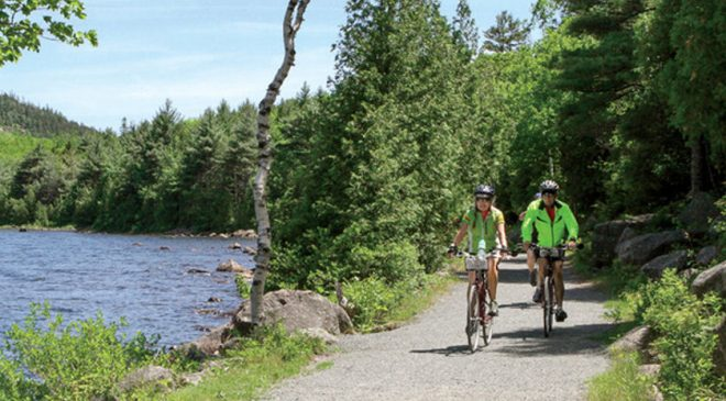 Experience the Best Cycling Jaunts in North America This Summer