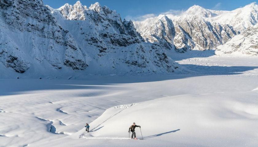 Sheldon Chalet glacier