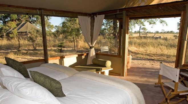 Wilderness Safaris Rebuilds Little Makalolo Camp