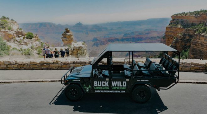 Buck Wild Hummer Tours Launches at the Grand Canyon