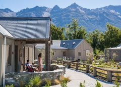 New Zealand's First Net Zero Energy Tourist Accommodation Launched