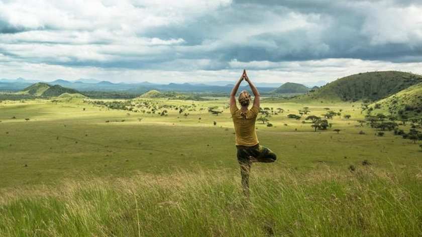 Serengeti yoga