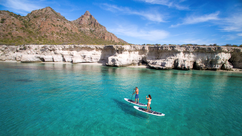 Villa del Palmar kayaking