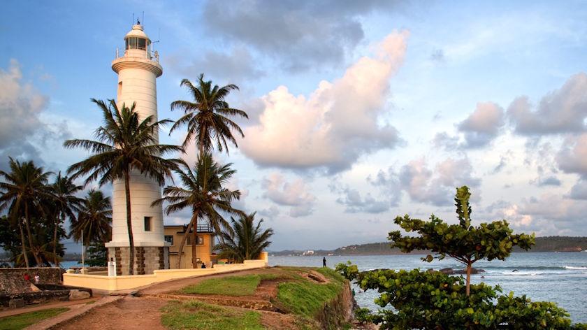 Sri Lanka lighthouse