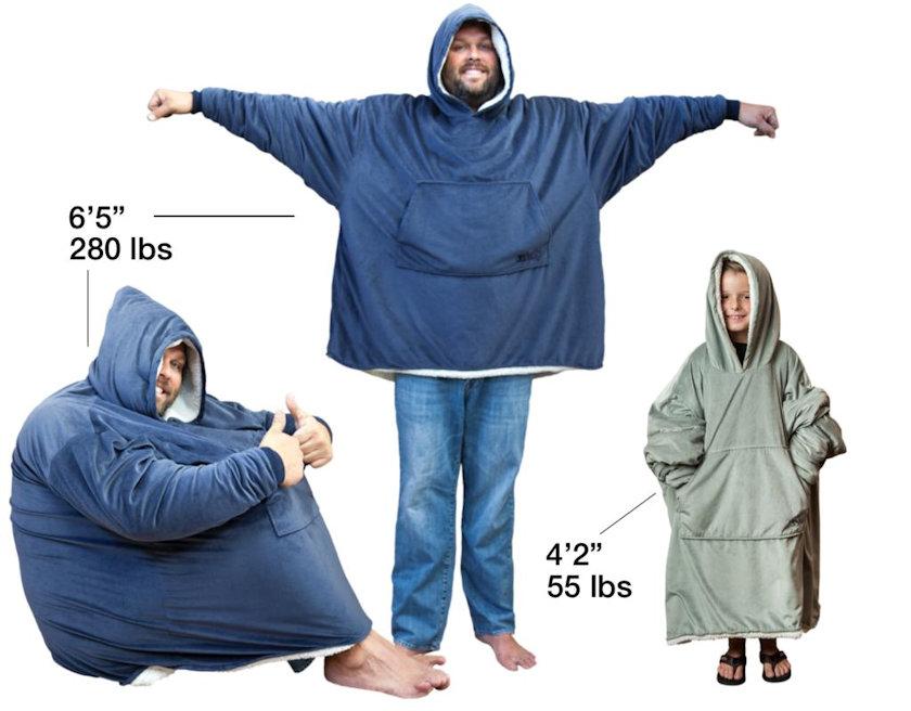 comfy sizes