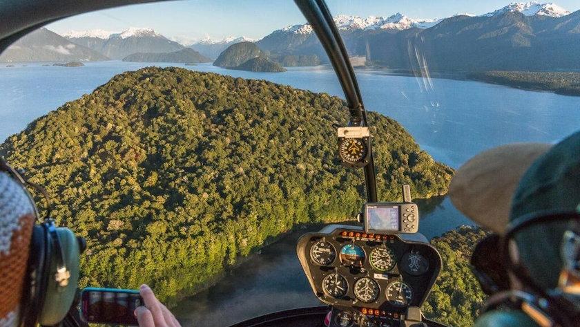 NZ heli
