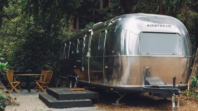 autocamp Airstream