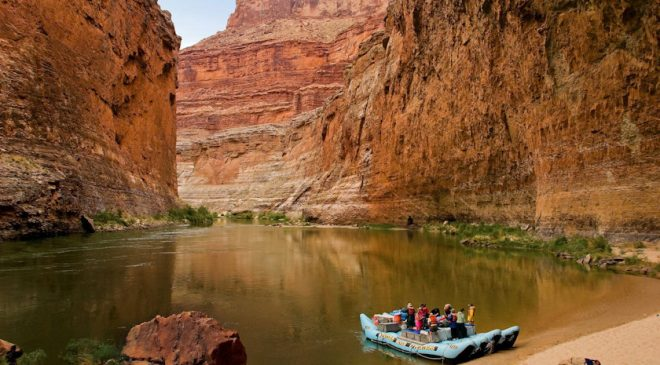 2019 Sold Out! Grand Canyon 2020 Raft Trips Go on Sale Nov 15