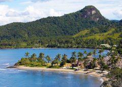 Oceanfront Camping in Fiji at Nanuku Resort