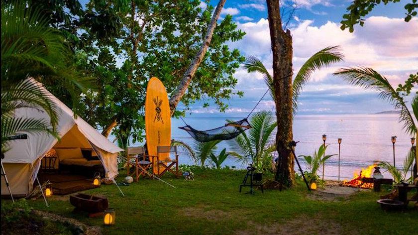 Nanuku camping