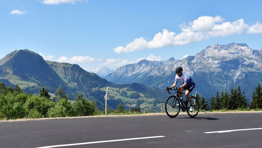 New Sojourn Cycling Tour