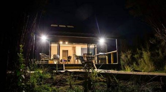 See New Zealand's Night Sky & Wilderness from a New Specially Designed Lodge