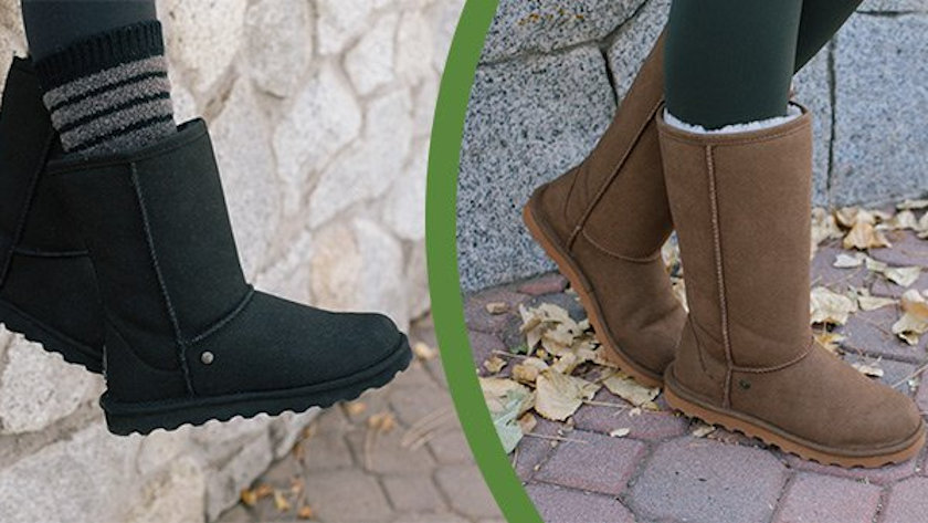 Bearpaw Vegan Collection