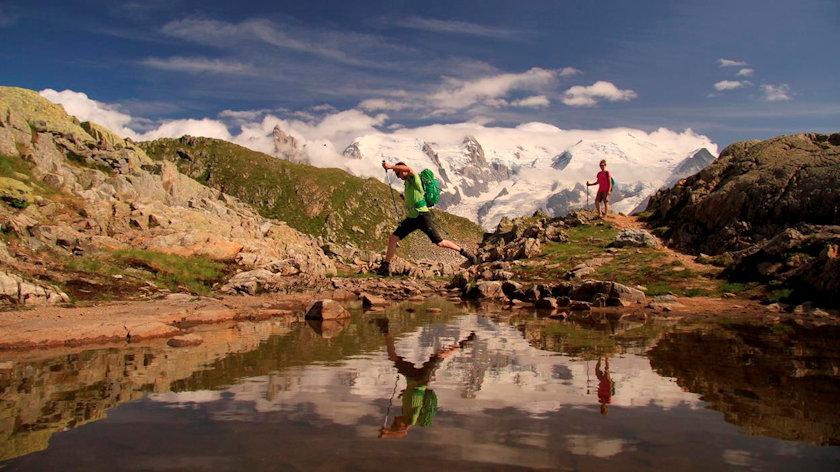 Exodus Mont Blanc hiking