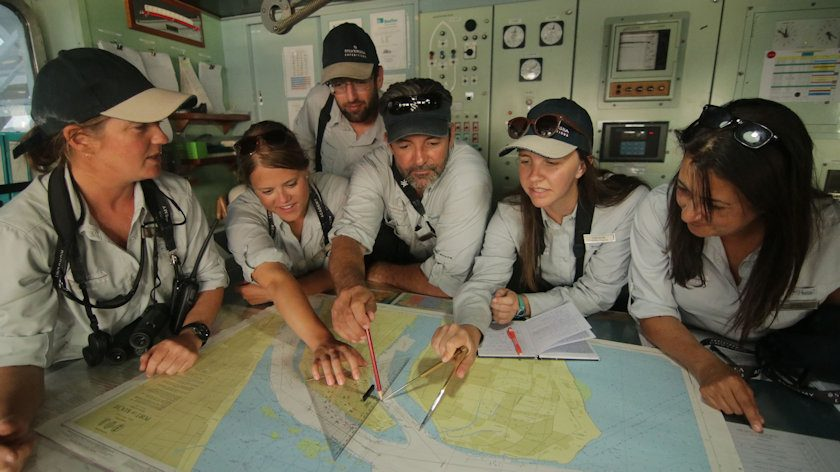 Silversea expedition leaders