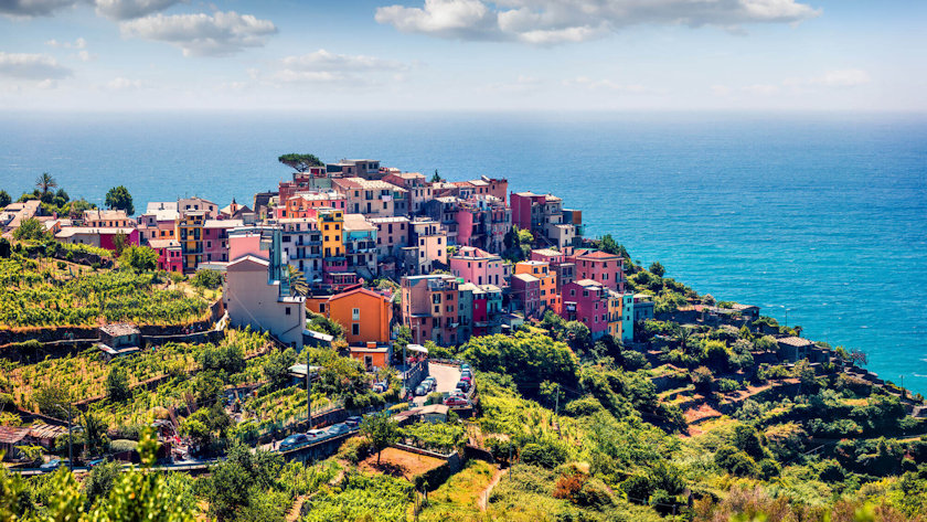 Hike Italy's Cinque Terre