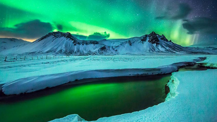 Iceland nothern lights