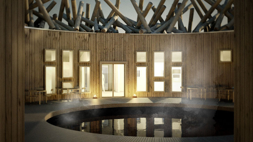 Arctic Bath Hotel spa