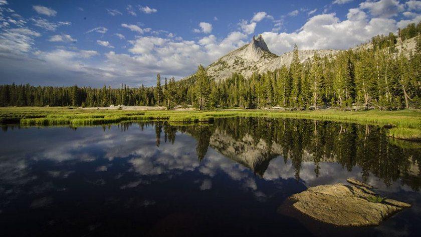 Yosemite Cathedral Lakes Day Hiking