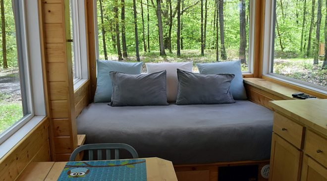 9 Reasons to Try Tiny-House Living at Think Big! A Tiny House Resort
