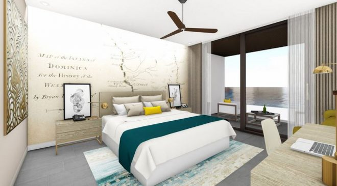 Dominica's Fort Young Hotel & Dive Resort Adds New View Rooms