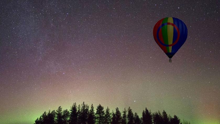 Lapland Ballooning