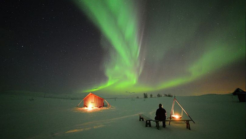 Lights Over Lapland Chad Blakley