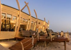 Brand New Flying Safari in Namibia Lets You Stay in Shipwreck Lodge