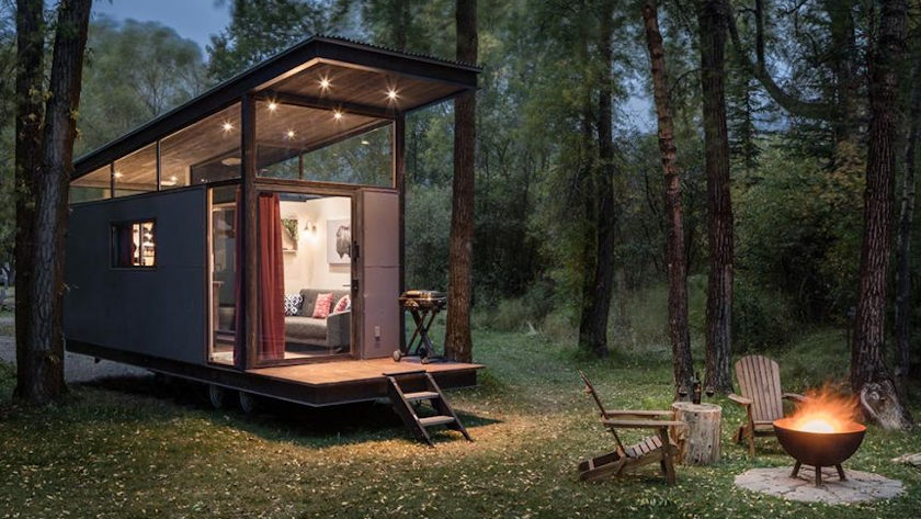 Grand Teton Tiny House