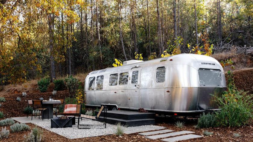 Luxury Airstream Hotel to Open in Yosemite - Ultimate ...