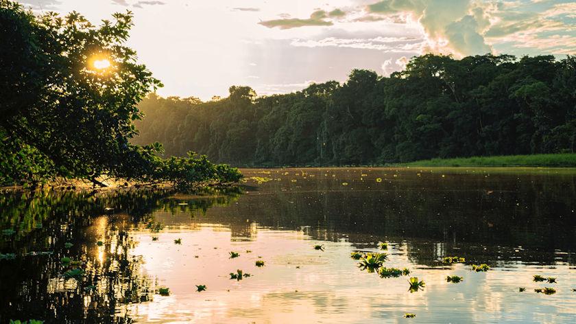 Lago Agrio, Nueva Loja, Ecuador